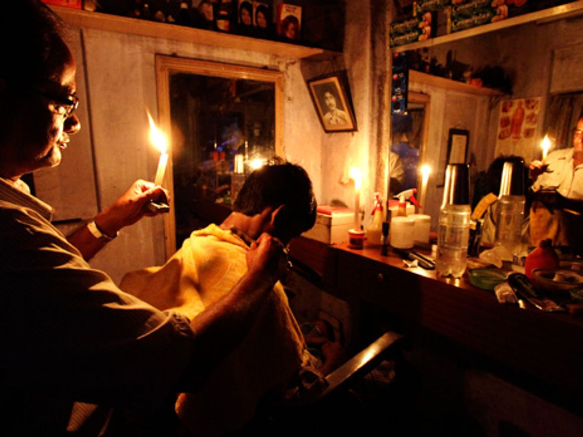 Lack of Rain a Leading Cause of Indian Grid Collapse