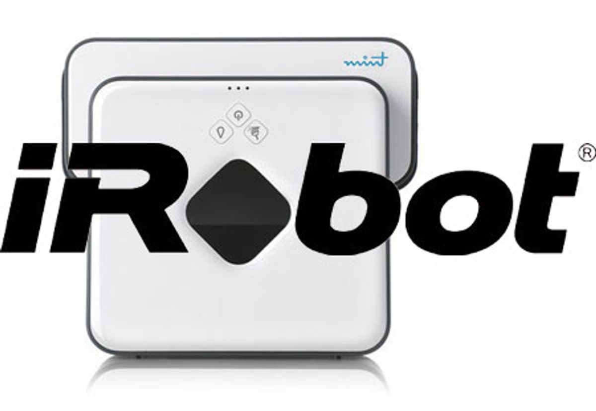 iRobot Sweeps Up Evolution Robotics for $74 Million