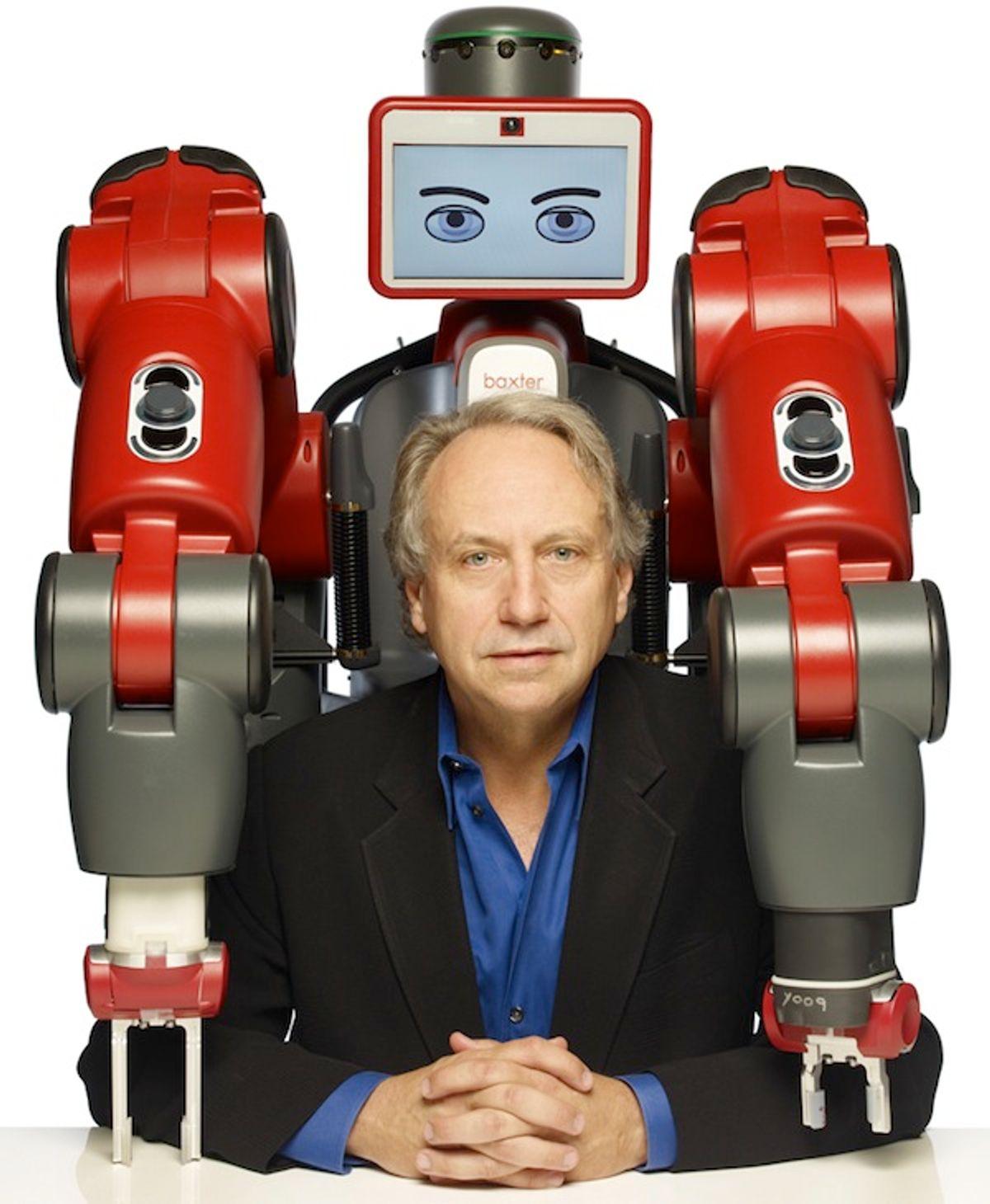 Rethink Robotics Announces Baxter Robot Helper, We Go Hands-On in Boston