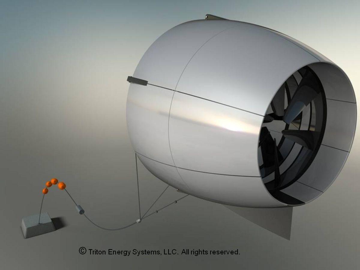 A New Green Energy Idea: Harvesting Deep Ocean Currents
