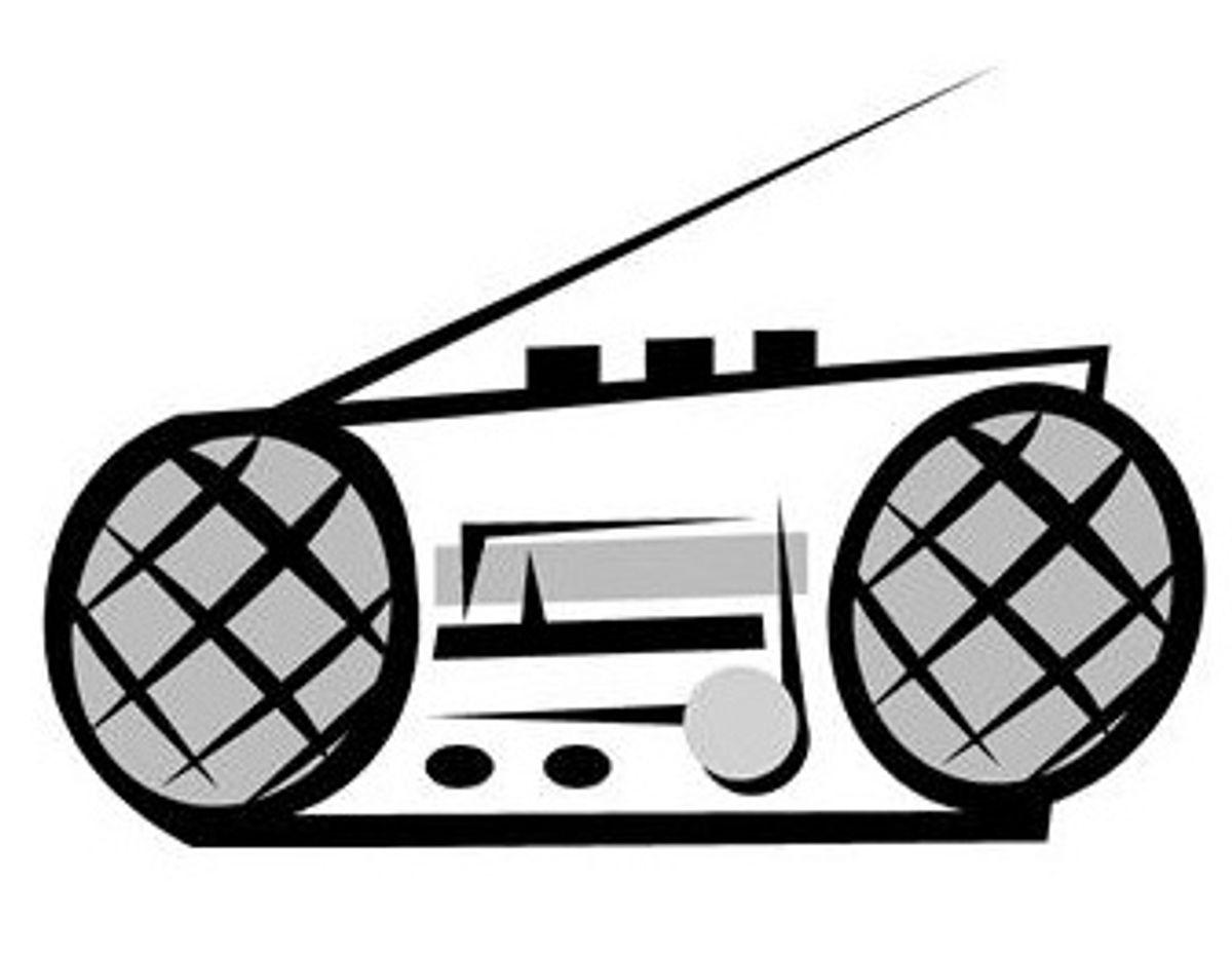 Hurricane Sandy's Radio Days