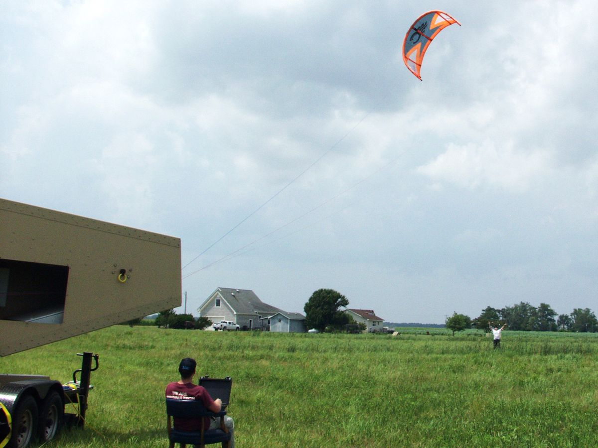 photo of kite