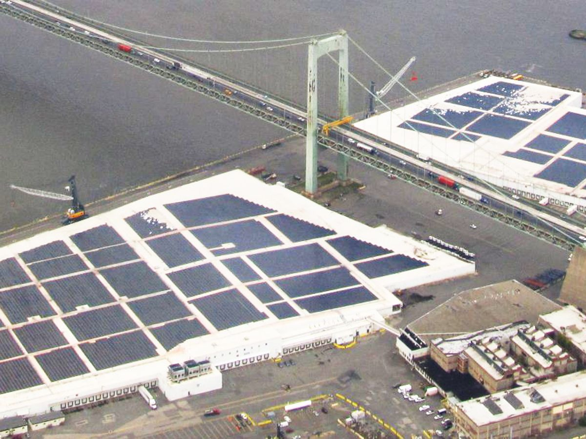 Rooftop Solar Stood Up to Sandy