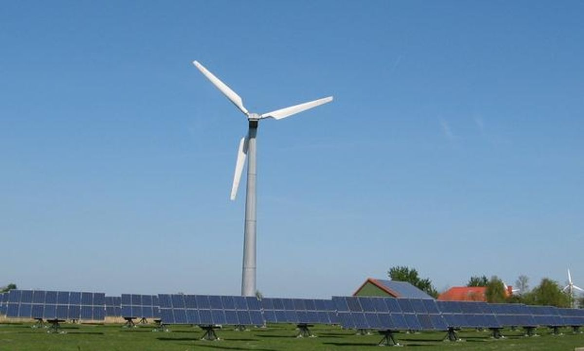 Study Suggests 99.9 Percent Renewables Is Feasible and Cost-Effective