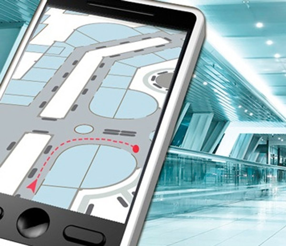 """Mapping From Wi-Fi """"Fingerprints"""" Could Improve Indoor Navigation"""