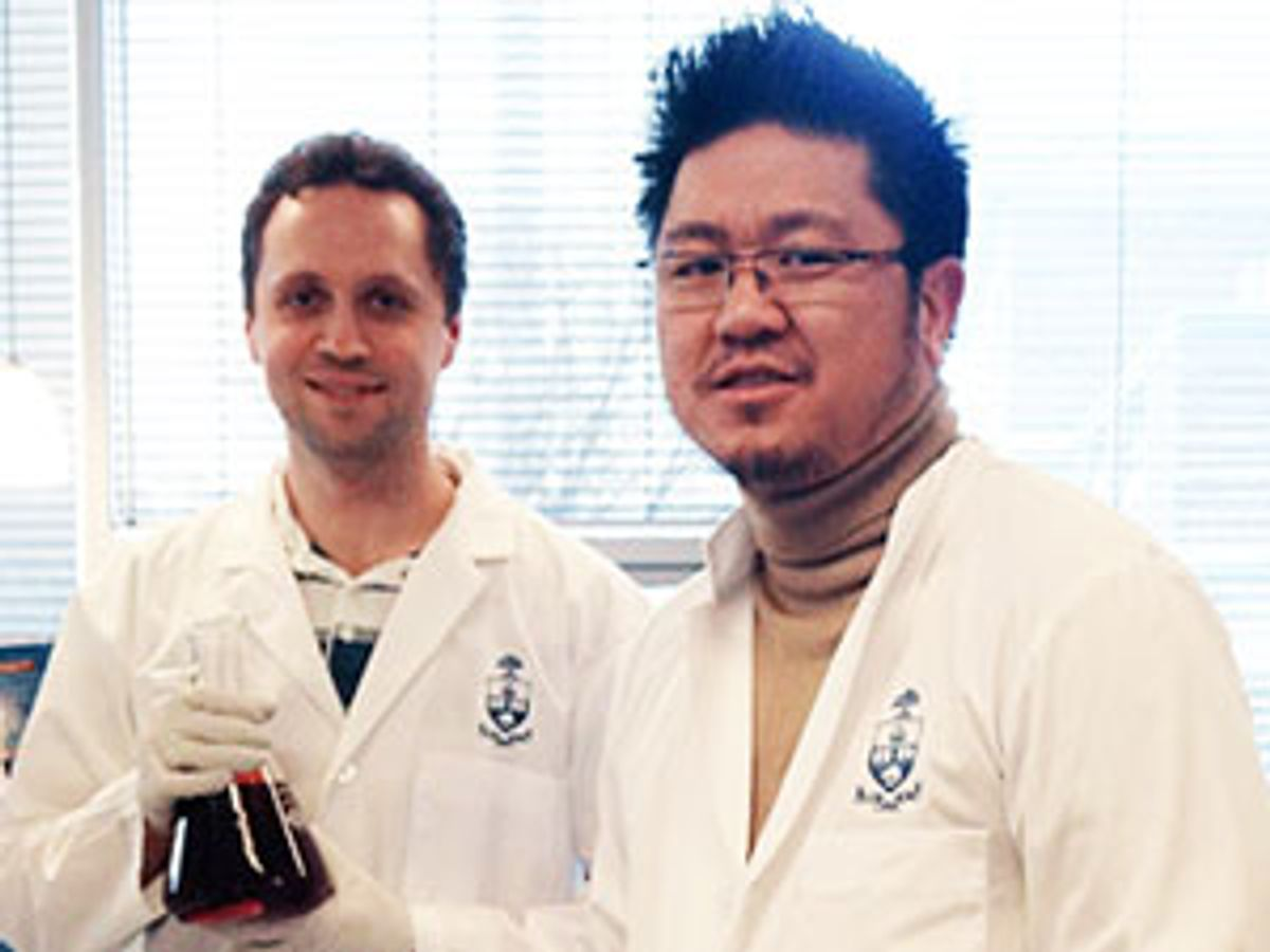 Gold Nanoparticles Enable Simple and Sensitive Sensor for Early Disease Detection