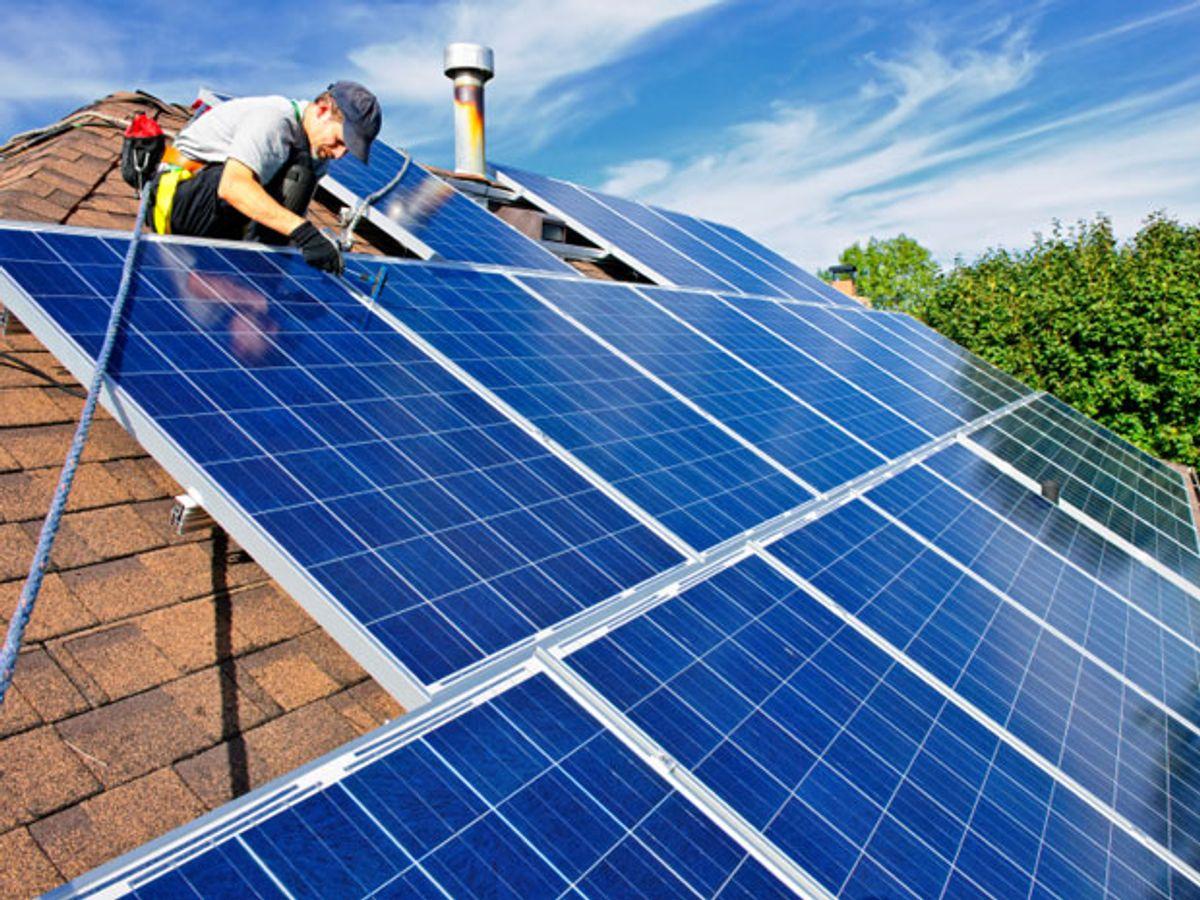 Residential Solar Power Heads Toward Grid Parity
