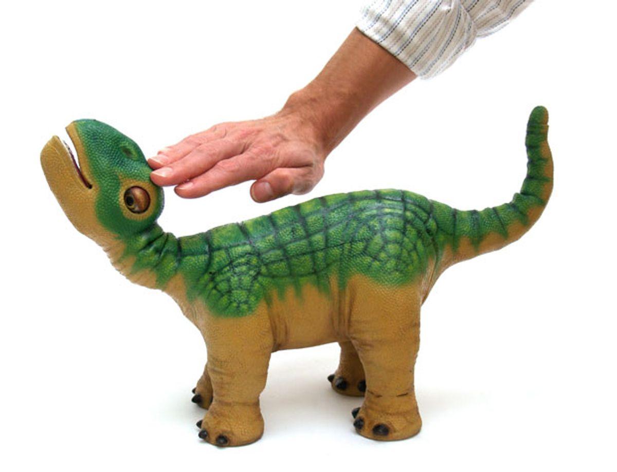 Photo of Pleo robot