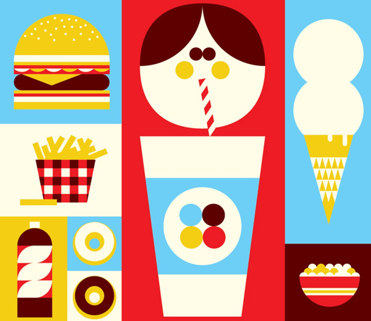 The Jargon of Junk Food