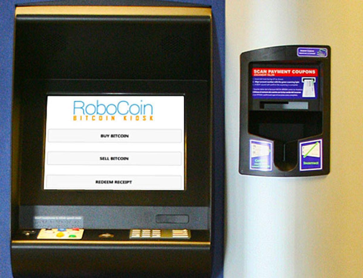 Bitcoin ATM Robocoin Makes Money Laundering Easy