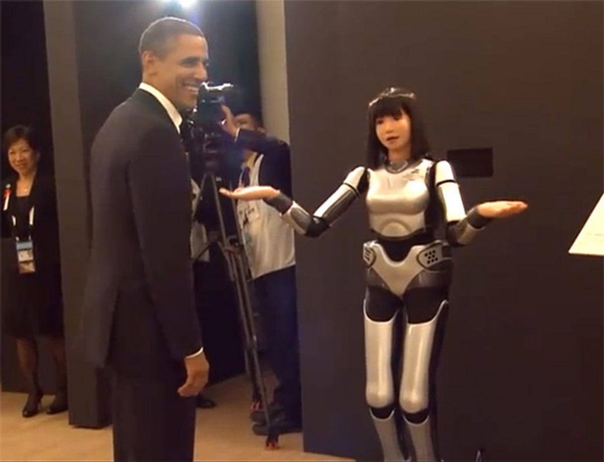 White House to Host Robotics Hangout on Friday