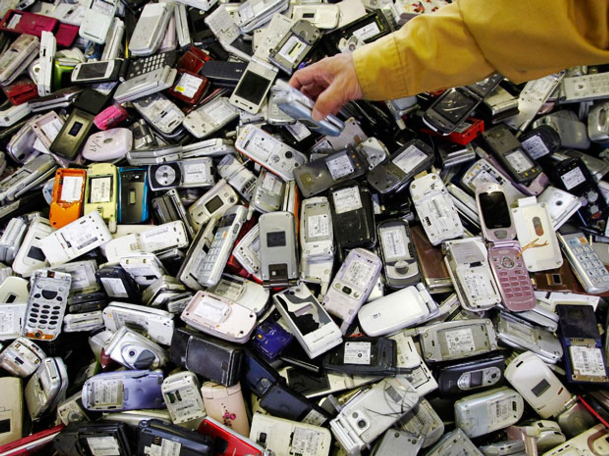 Electronics Waste Programs Ineffective in Most U.S. States