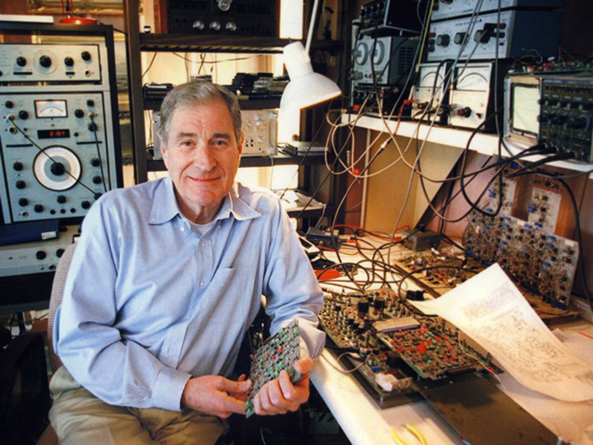 Remembering Ray Dolby