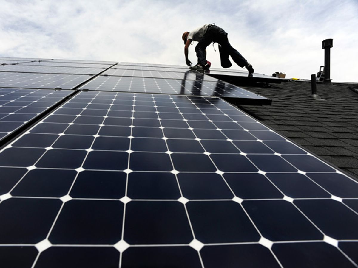 Rooftop Solar Faces Growing Opposition from Utilities