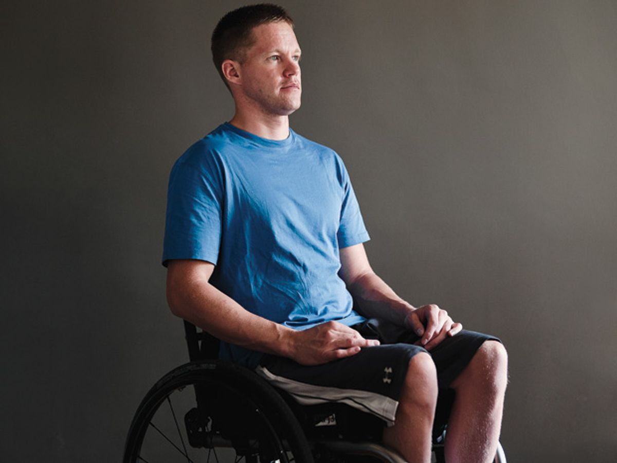 Spinal Stimulation Gets Paralyzed Patients Moving