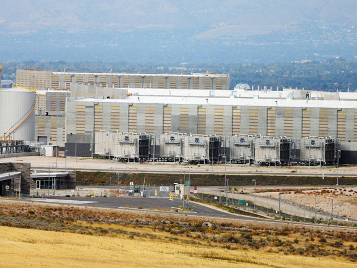 NSA's Data Center Electrical Problems Aren't That Shocking