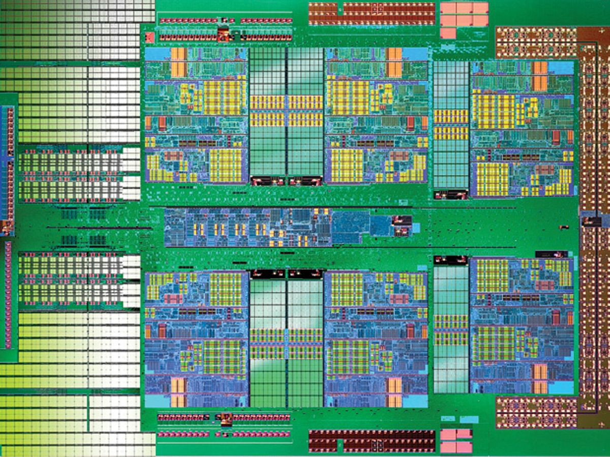 Software Controls Cache Memory to Speed CPUs