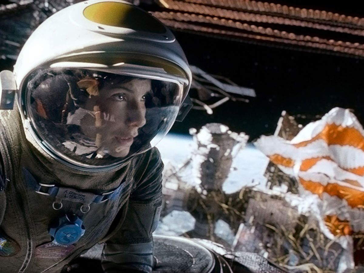 Hollywood Space Disaster Gravity and the Real Problem of Orbital Debris