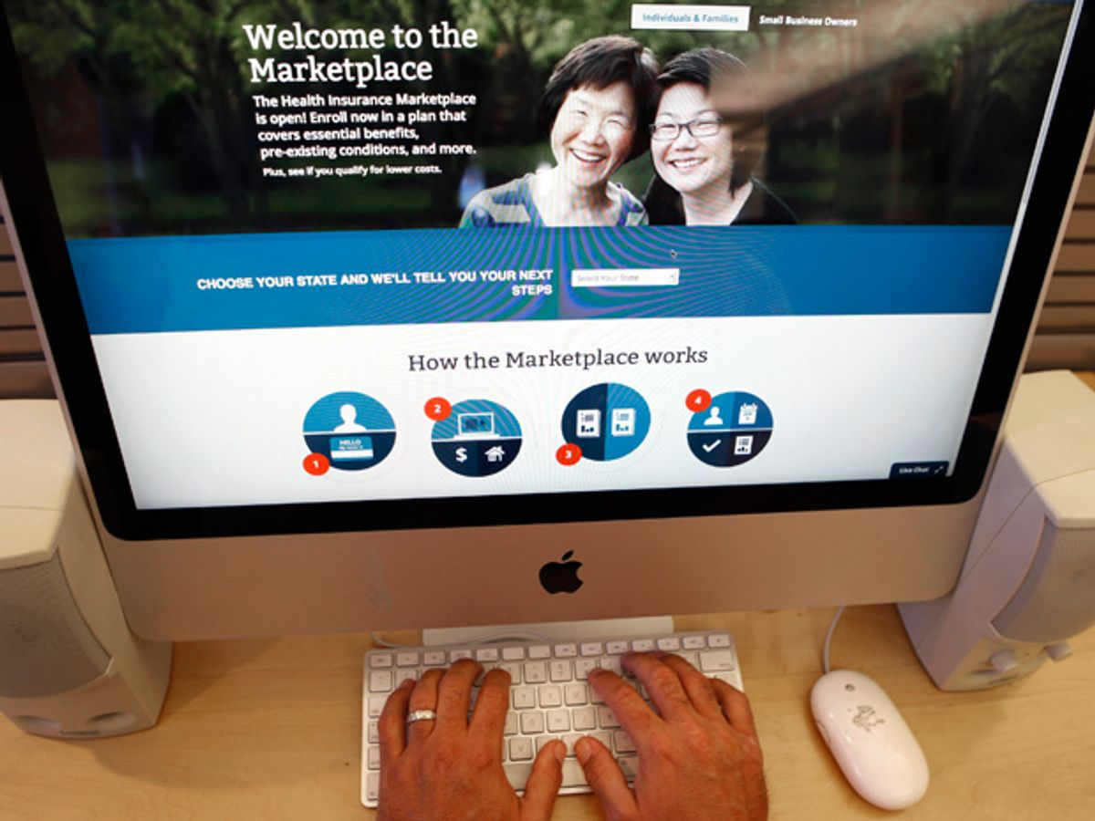 Obamacare Exchange Sign-ups Hobbled by IT Systems Not Ready for Prime Time