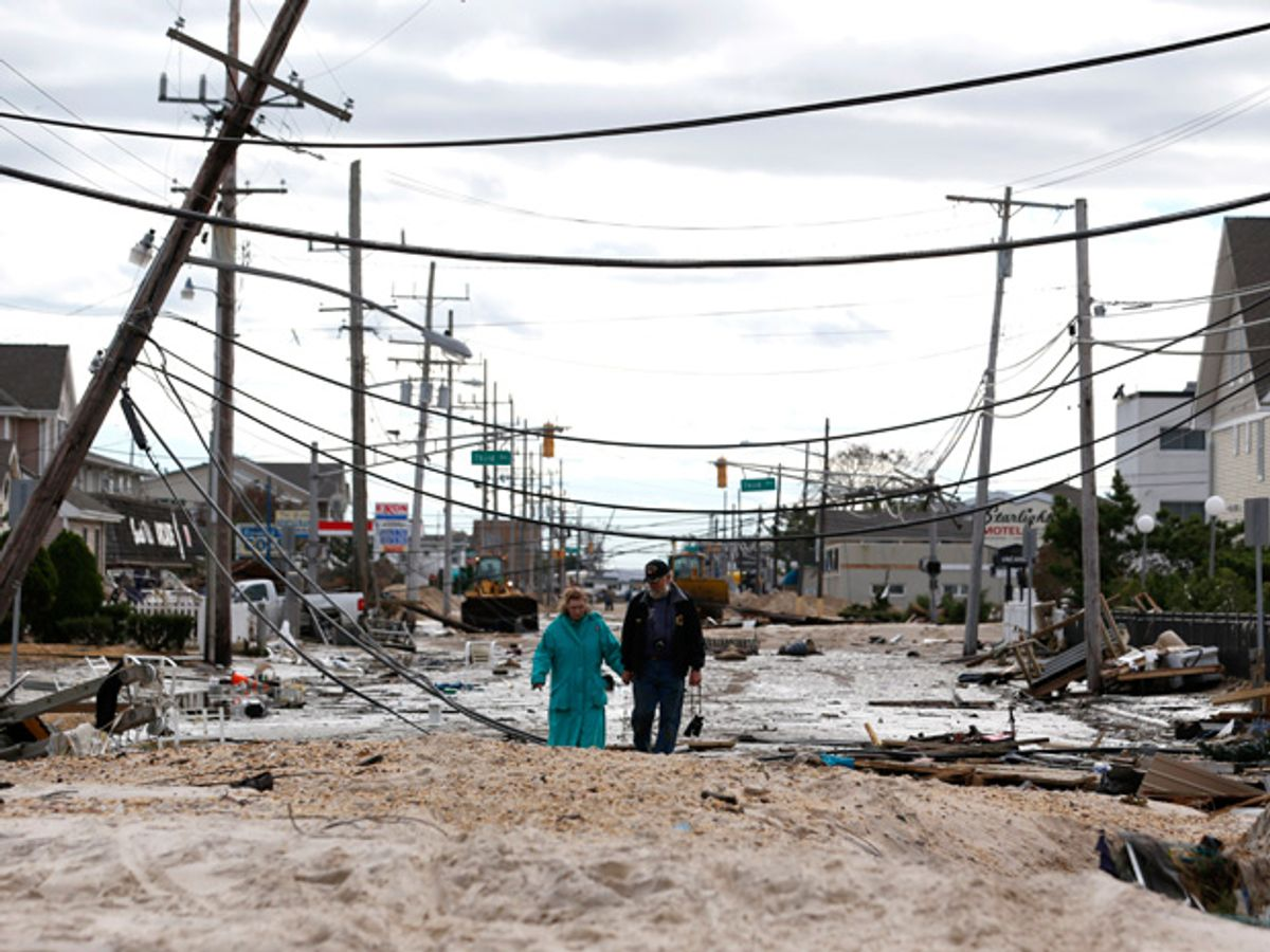 One Year Later: Superstorm Sandy Underscores Need for a Resilient Grid