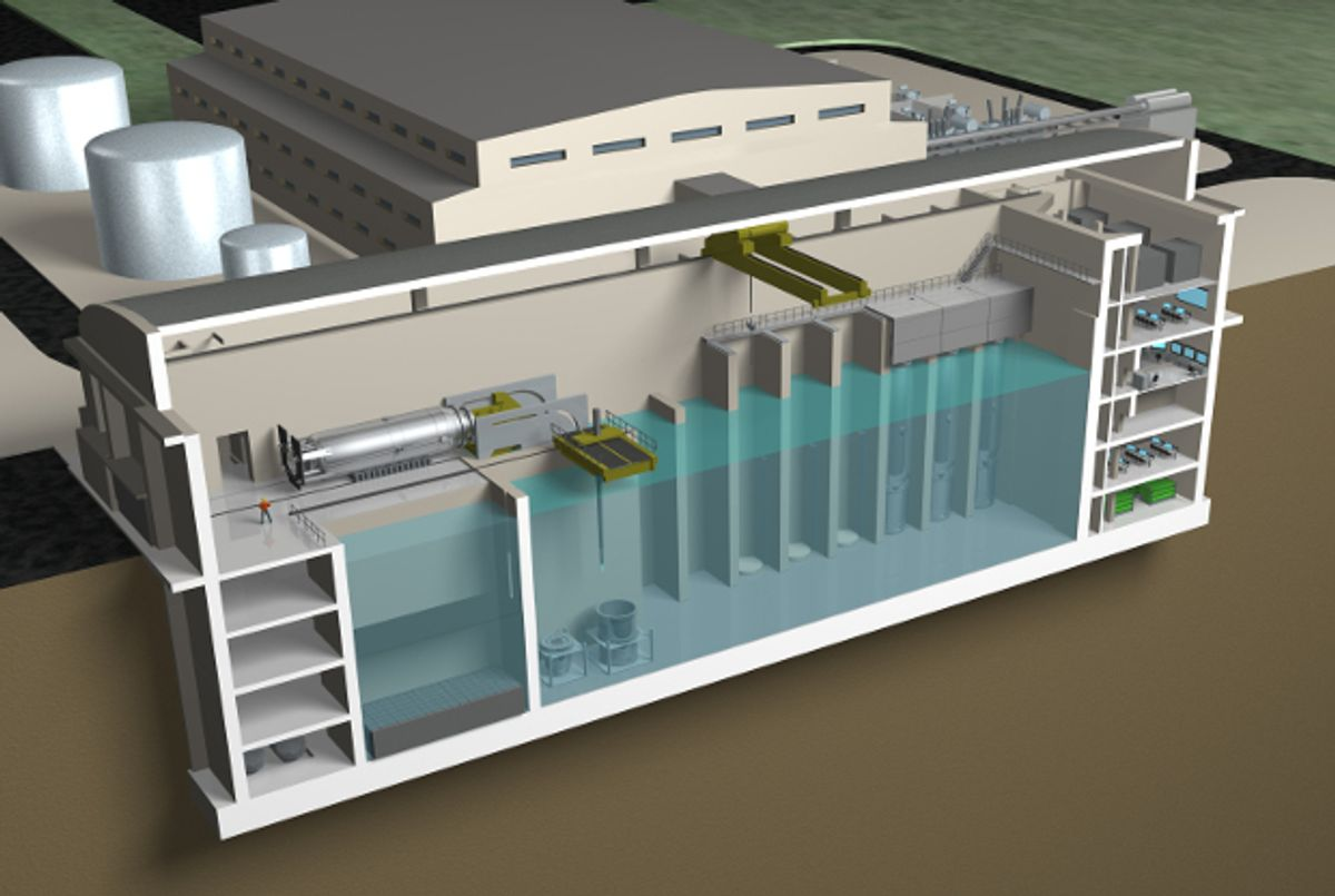 A Second Big Boost for Modular Nuclear Reactors