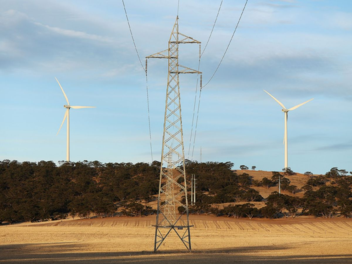 All New Generation in Australia Will Be Renewables Through 2020