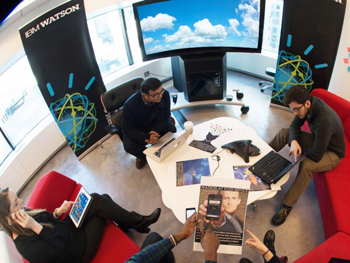 IBM Invests $1 Billion to Grow Watson Supercomputer's Struggling Business
