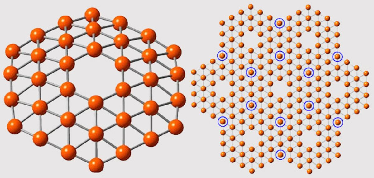 'Borophene' Might Be Joining Graphene in the 2-D Material Club