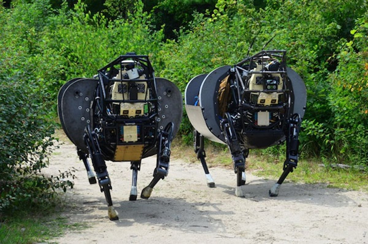 U.S. Army Considers Replacing Thousands of Soldiers With Robots