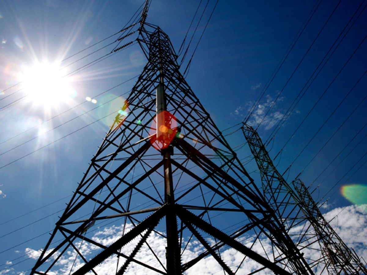 Who Pays for Grid Expansions When Homeowners Generate Their Own Electricity?