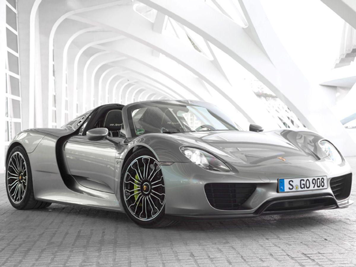 2014 Top Ten Tech Cars