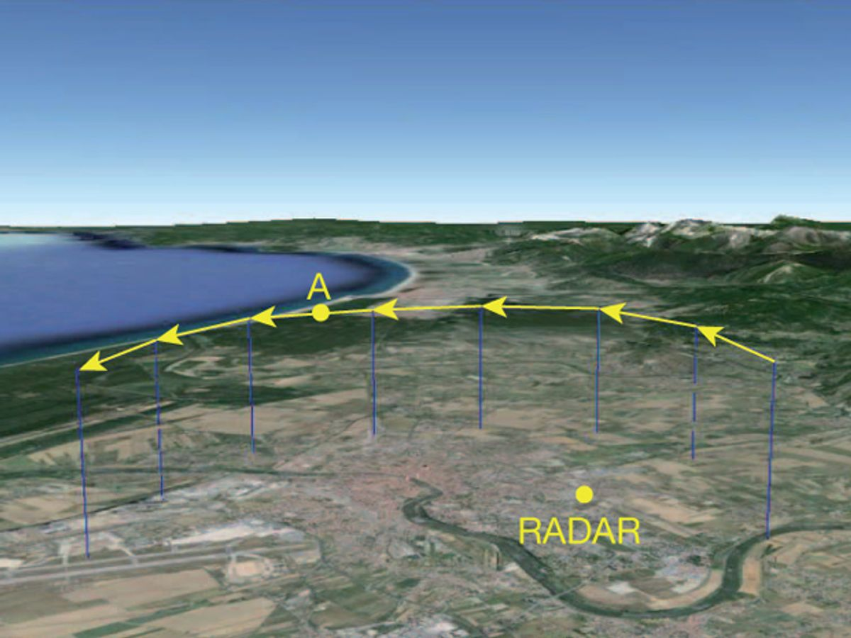 Laser Makes More Accurate Radar System