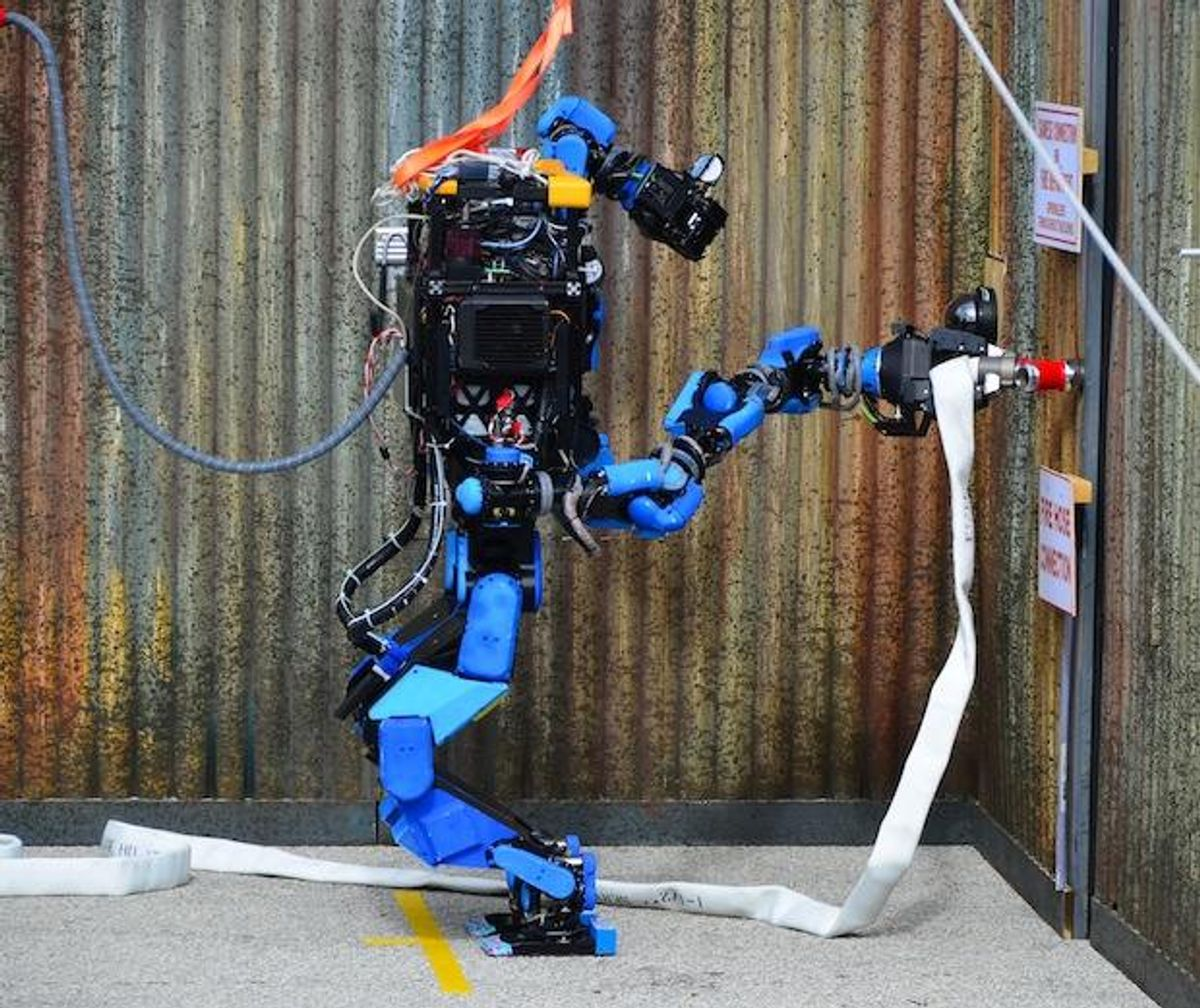 SCHAFT Staying in DARPA Robotics Challenge, More Teams Joining DRC Finals