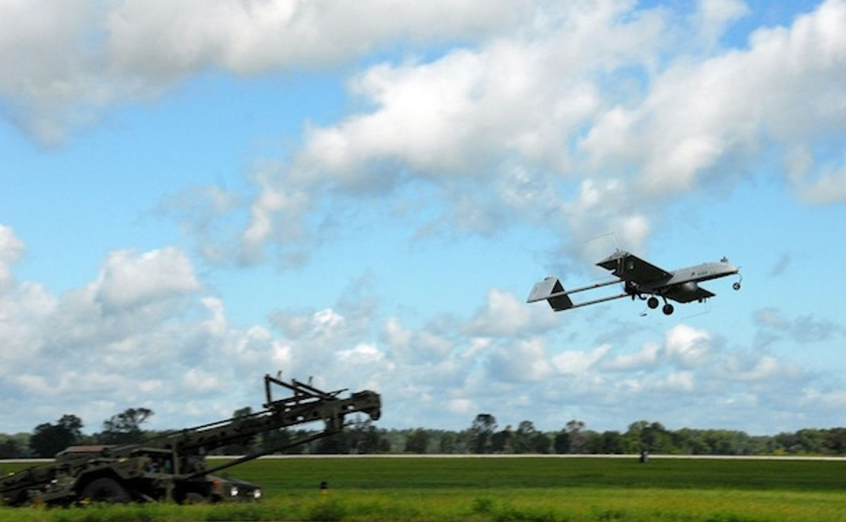 Repurposed Military Drones Create Mobile Wireless Hotspots