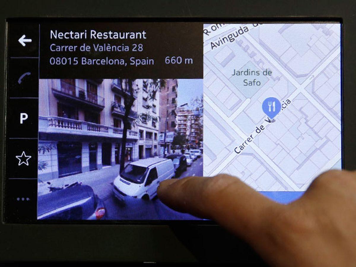 Nokia Bets $100 Million on Smart Car Tech
