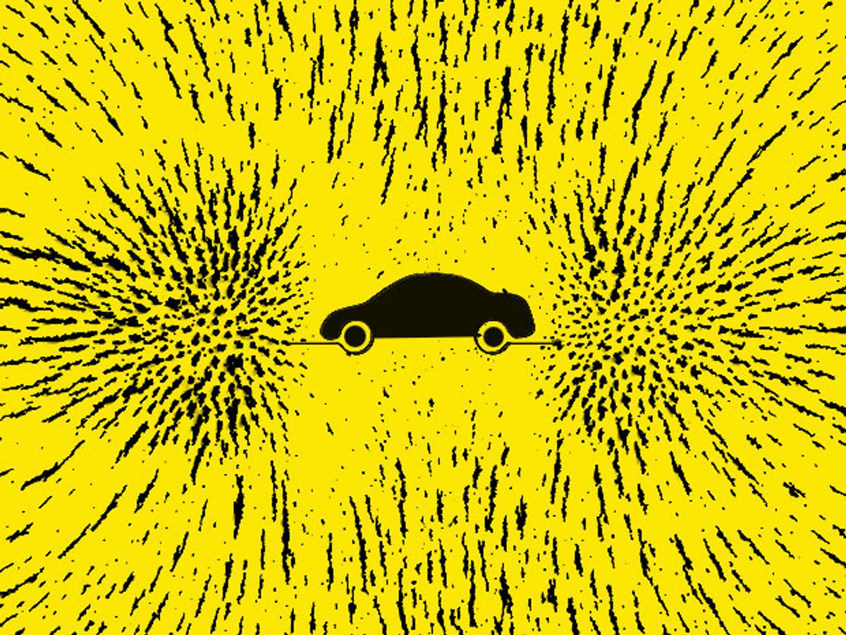Magnetic Fields in Electric Cars Won't Kill You