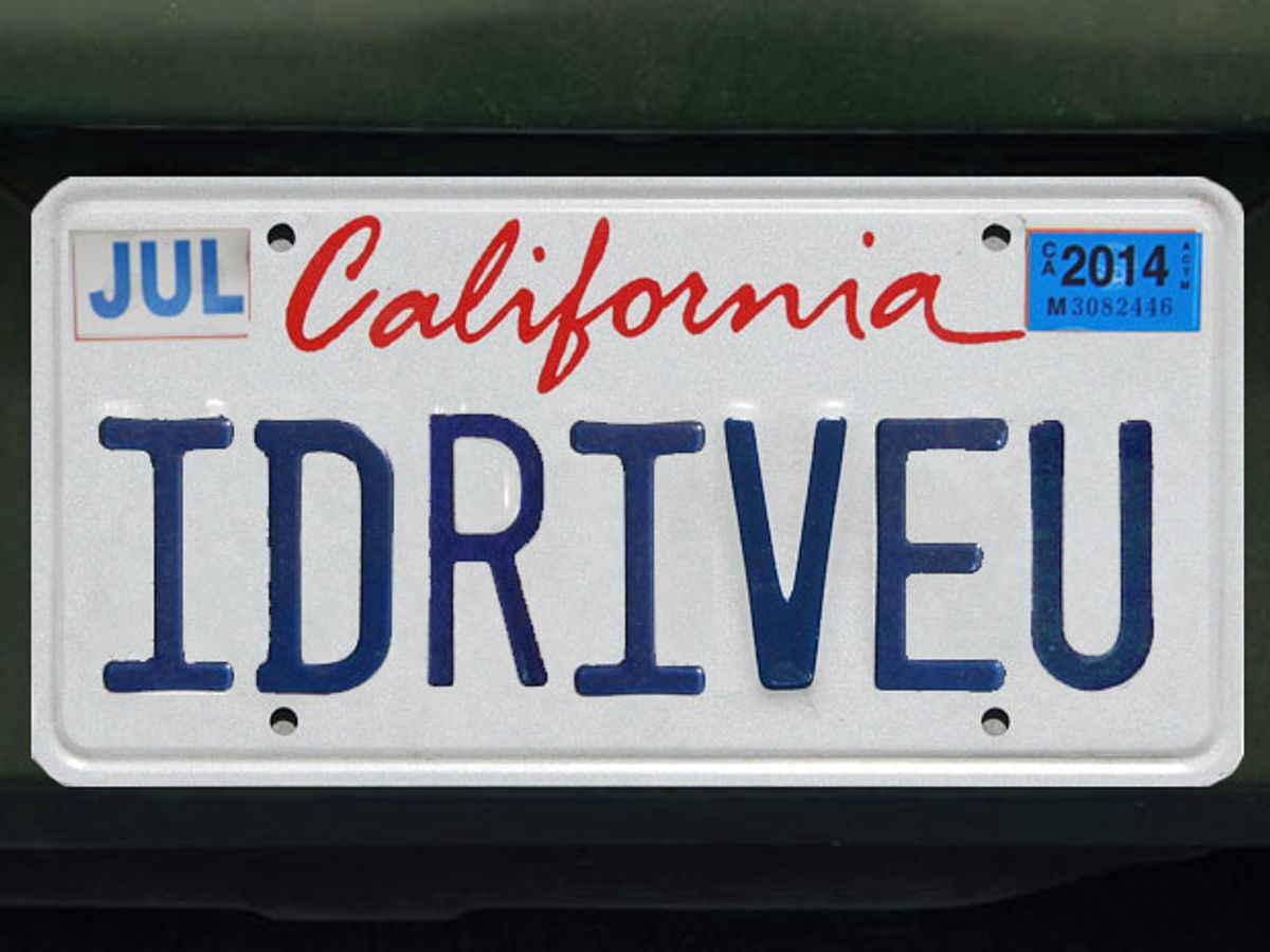 California to Issue Driving Licenses to Robots