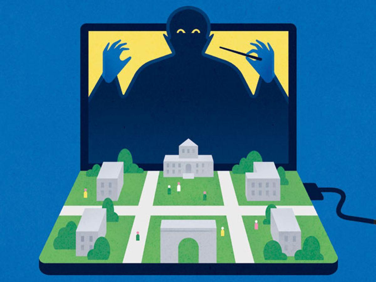 Defense Against the Dark Arts (of Cyberspace)