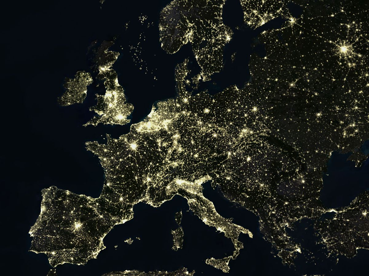 How an Algorithm is Uniting Europe's Electrical Fiefdoms