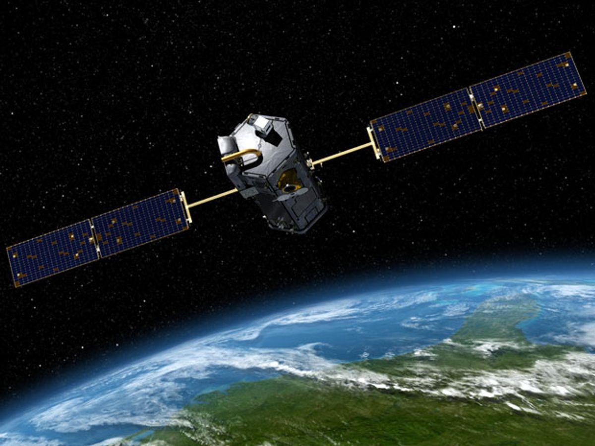 NASA Launches Carbon-Tracking Satellite