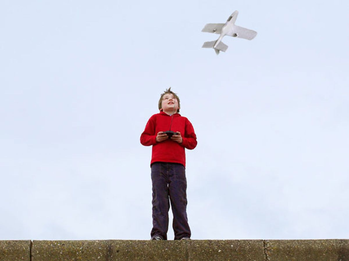 That Toy Is Now a Drone, Says the FAA
