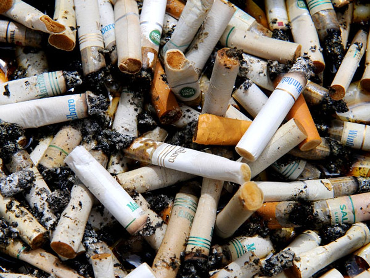 Used Cigarette Filters Could Enable Next Generation of Supercapacitors