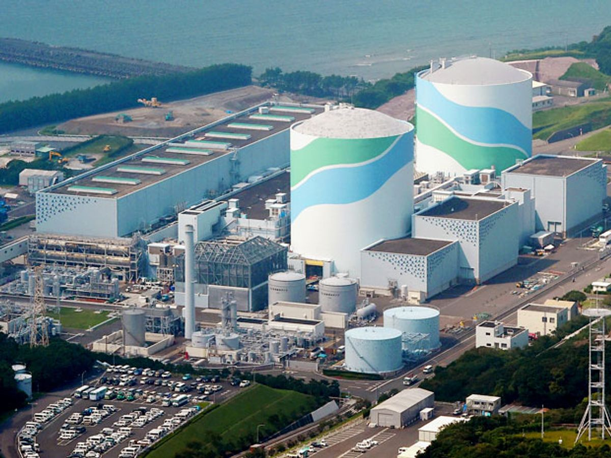 Japan One Step Closer to Nuclear Restart