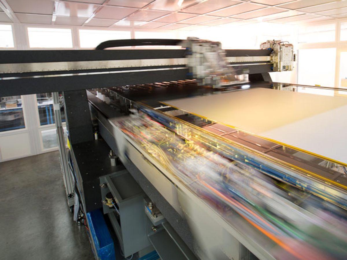 Samsung Bets On OLED Printer Maker Kateeva