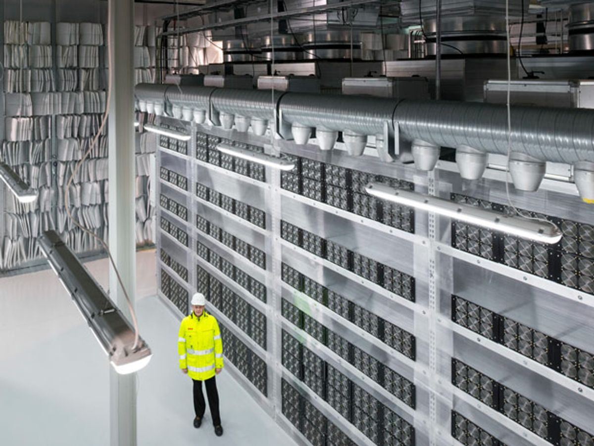 Is Iceland Poised to Become a Data Center Paradise?