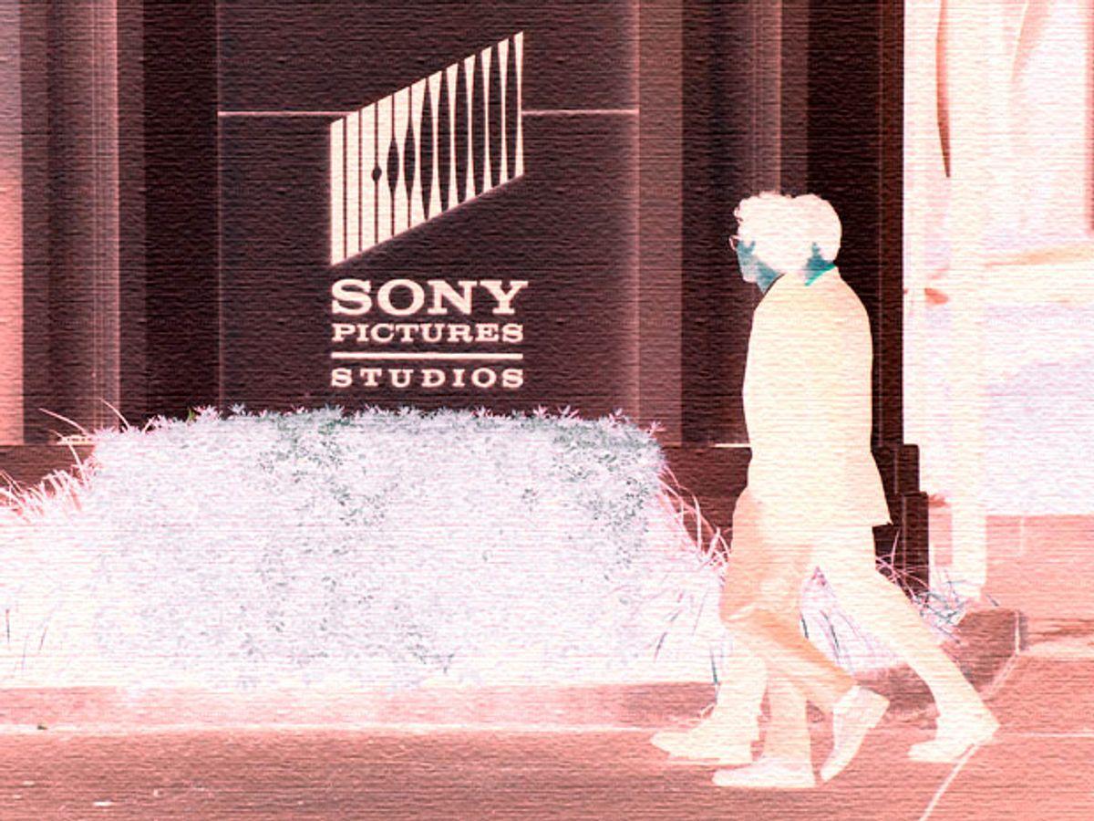 Sony Pictures headquarters