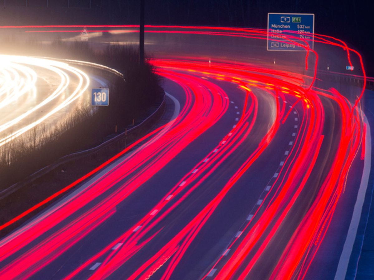 """Germany's Autobahns Say """"Willkommen"""" To Robocars"""