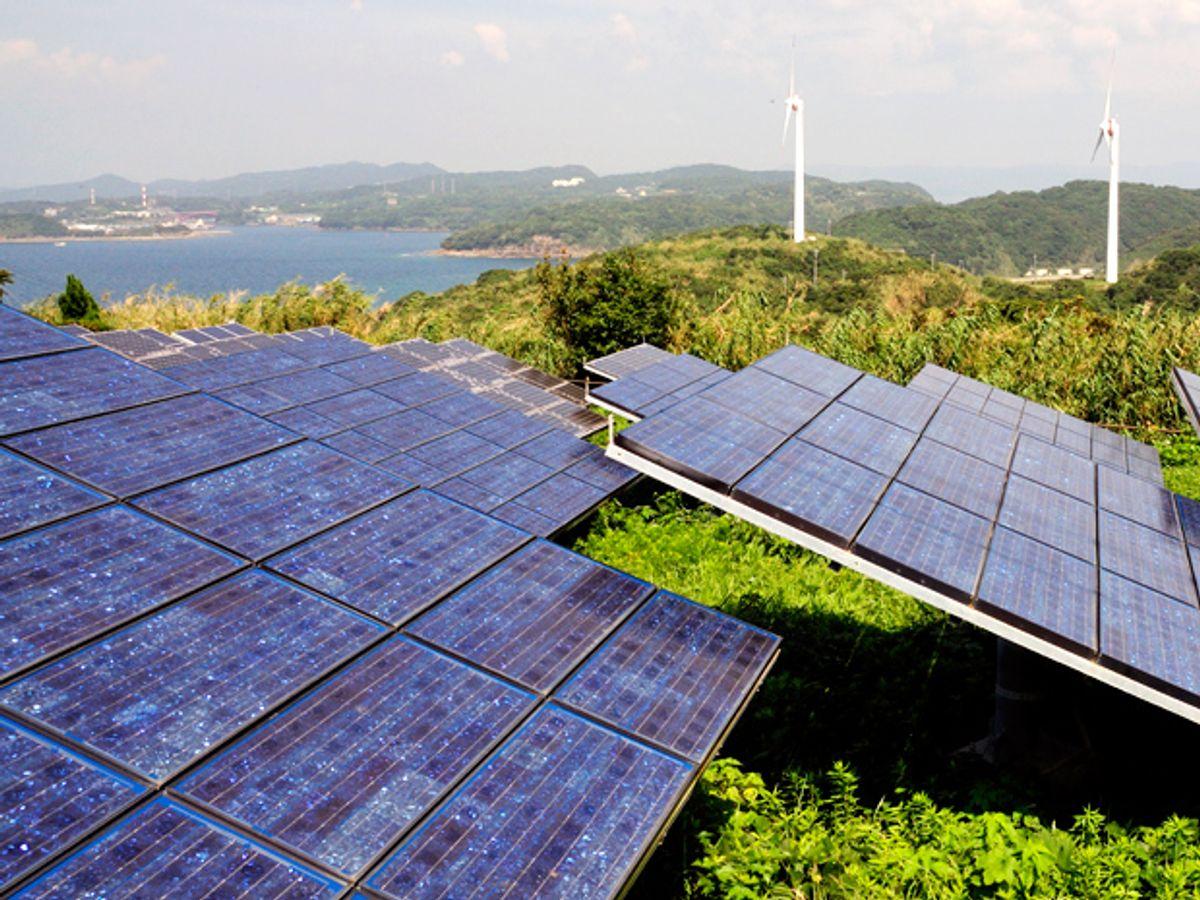 Japan Seeks to Rein In a Solar Juggernaut