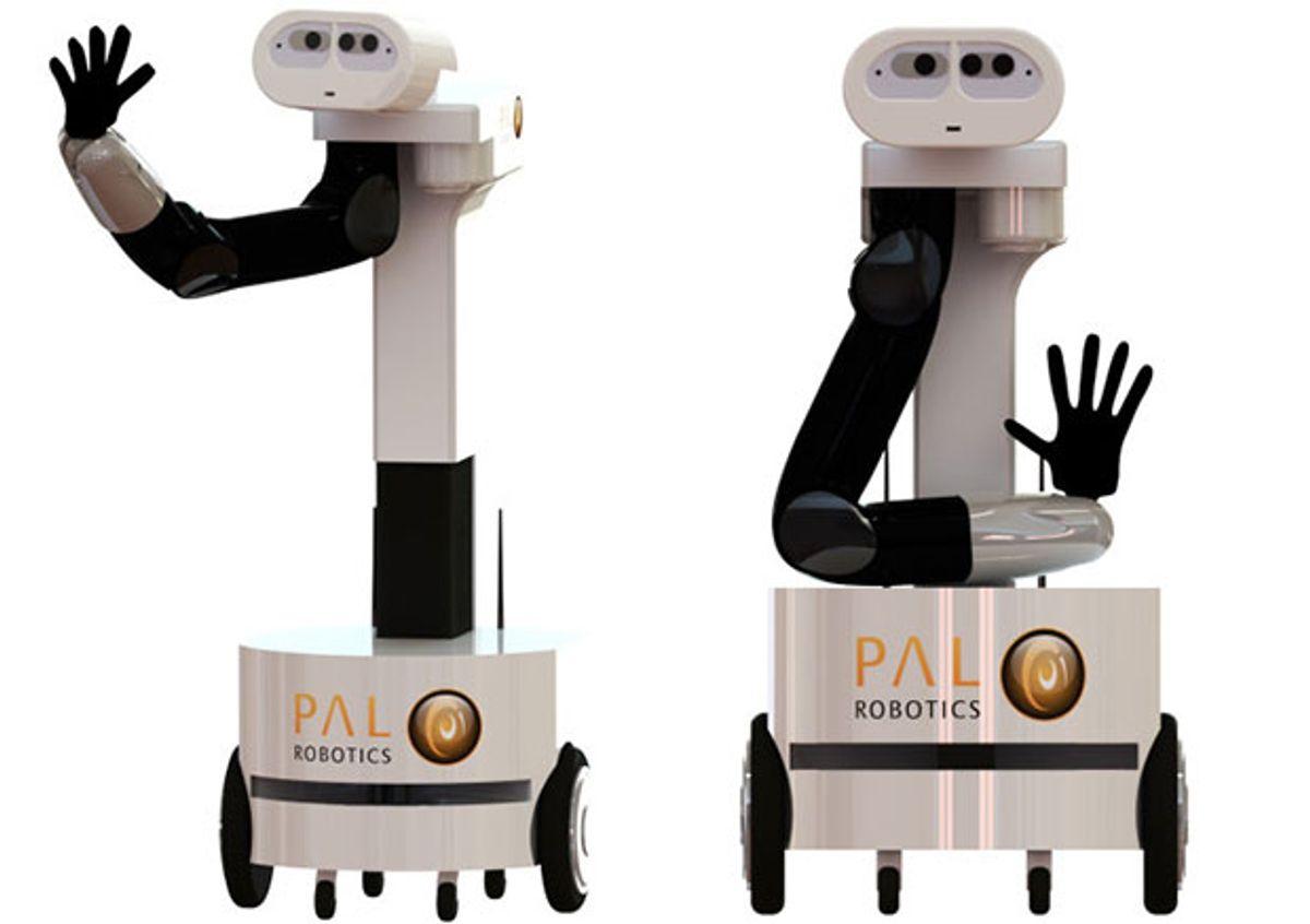 PAL Robotics Introduces Tiago Mobile Manipulator
