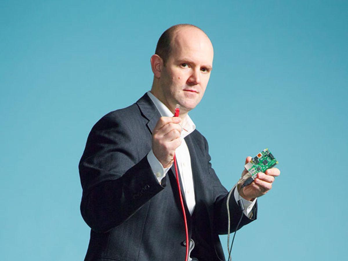 Eben Upton: The Raspberry Pi Pioneer
